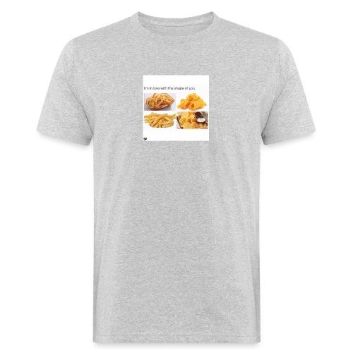 Shape - Männer Bio-T-Shirt