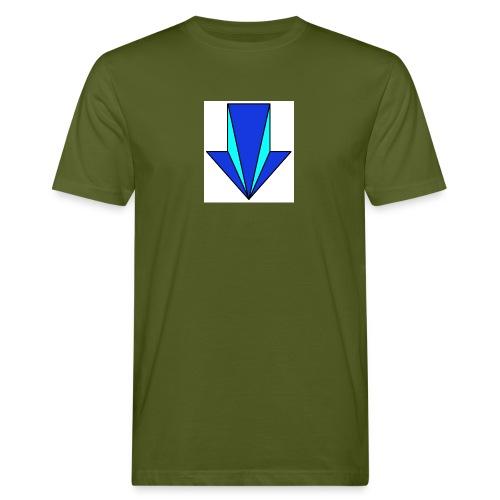 flecha - Camiseta ecológica hombre