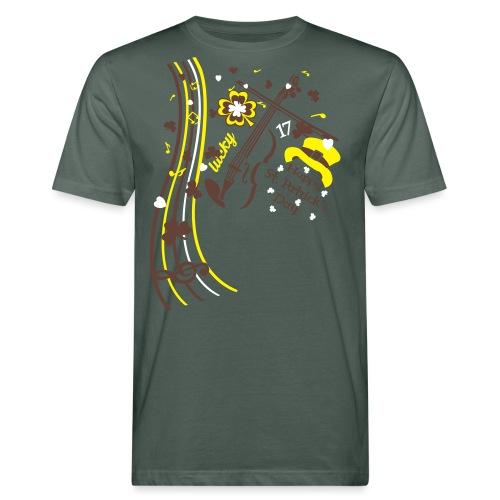 St.Patrick's Day - Men's Organic T-Shirt