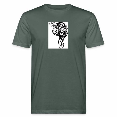 Leone tribale - T-shirt ecologica da uomo