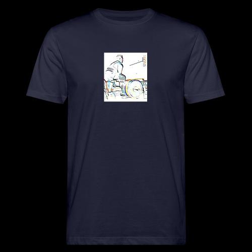 Deadlift - Miesten luonnonmukainen t-paita