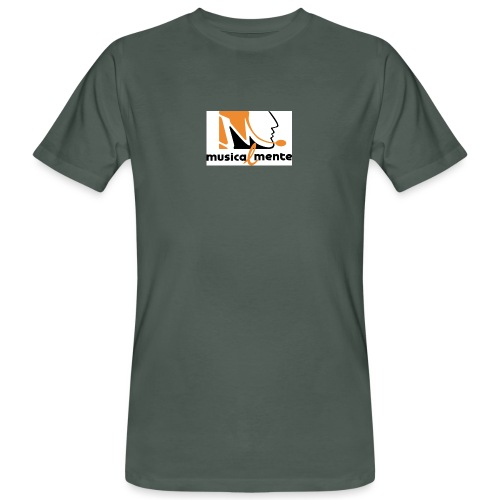 Musicalmente - T-shirt ecologica da uomo