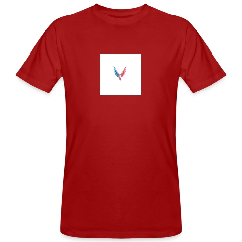 American bird. - Men's Organic T-Shirt