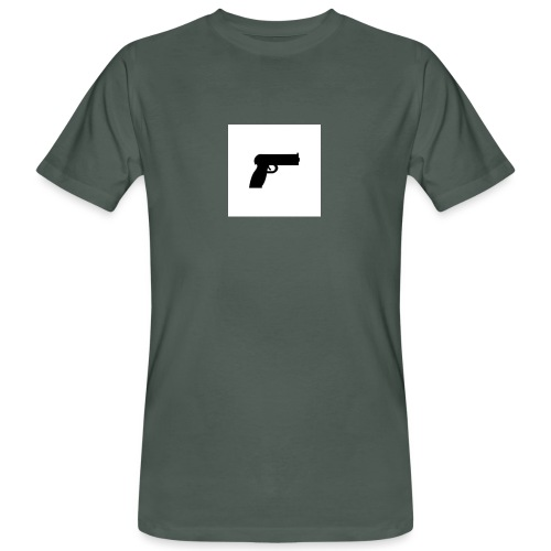 geweer_318-1424-jpg - Mannen Bio-T-shirt