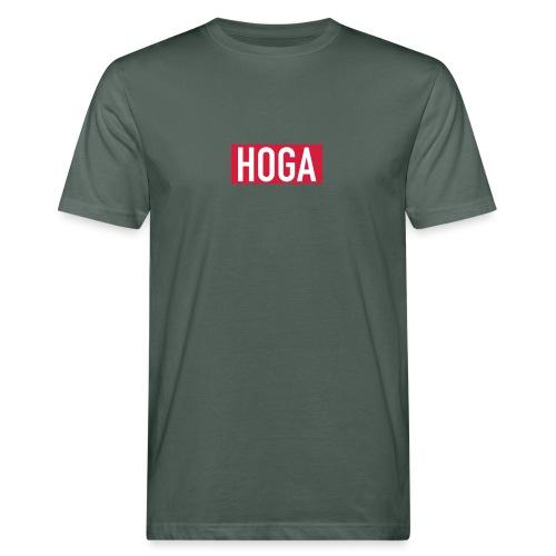 HOGAREDBOX - Økologisk T-skjorte for menn