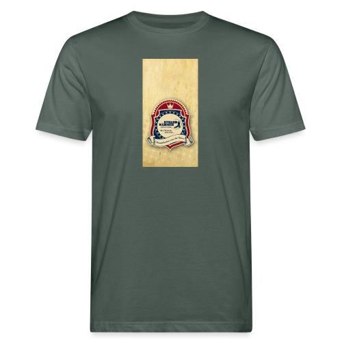 StrandWärmer_Iphone case - Männer Bio-T-Shirt