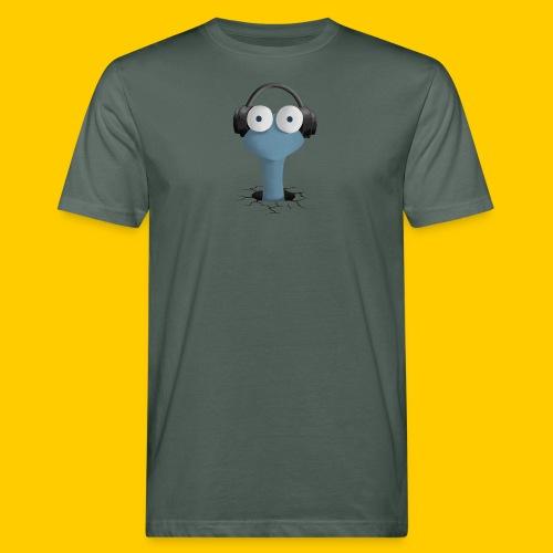 Musicworm - Ekologisk T-shirt herr