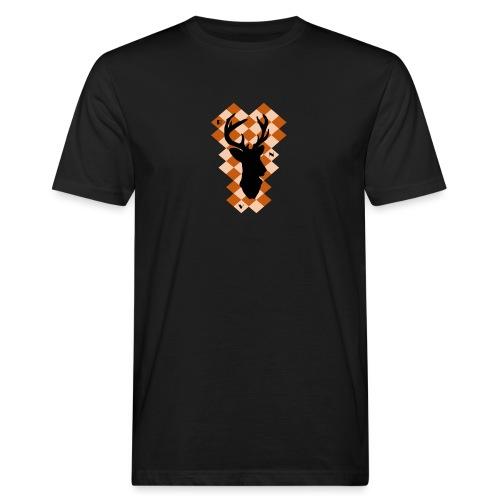DeerSquare - Miesten luonnonmukainen t-paita