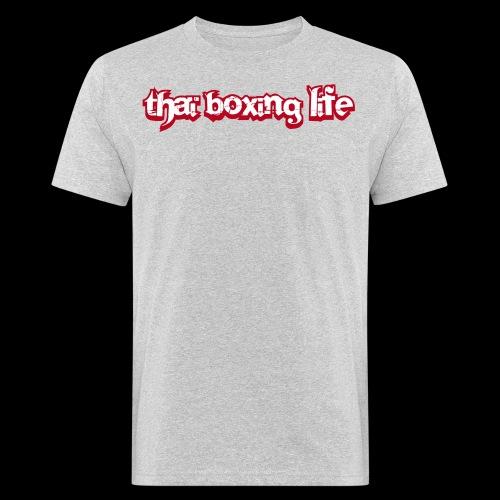 MTS92 THAI BOXING LIFE - T-shirt bio Homme