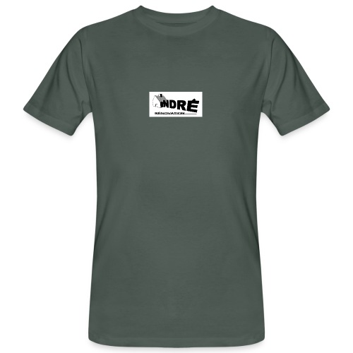 logo ANDRE - T-shirt bio Homme