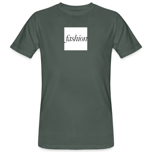 fashion - Mannen Bio-T-shirt