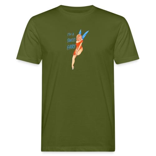 Sweet Fairy - T-shirt ecologica da uomo