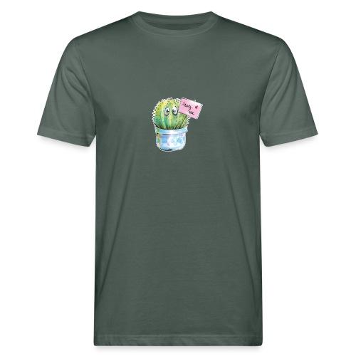 hug me - Männer Bio-T-Shirt