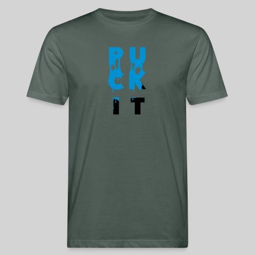 PUCK IT - Männer Bio-T-Shirt
