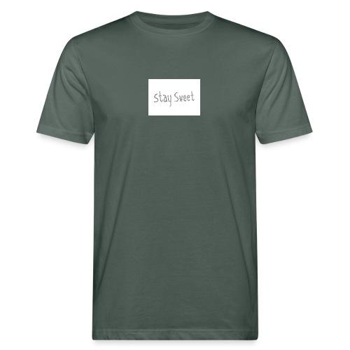 Cake sy LP Merch stay sweet - Männer Bio-T-Shirt