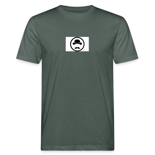 Bigote Logo La Trompa - Camiseta ecológica hombre