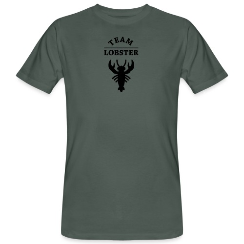 Team Lobster - Men's Organic T-Shirt