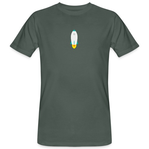 rocket - Men's Organic T-Shirt