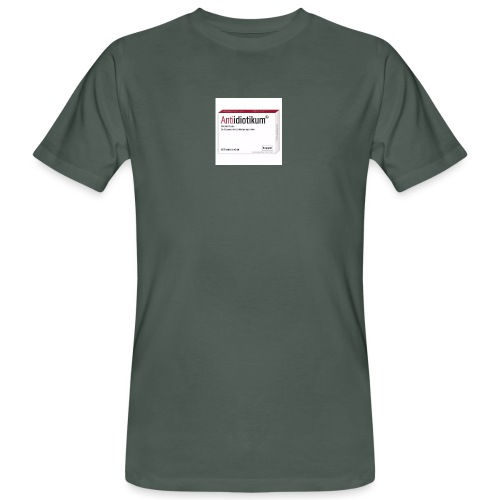 Medikament ? - Männer Bio-T-Shirt