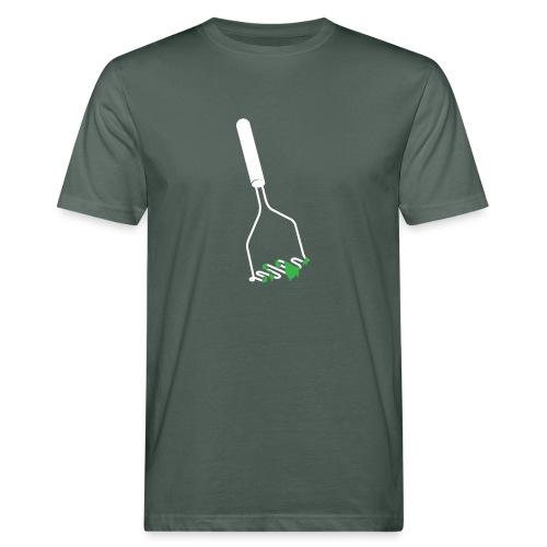Stamper - Mannen Bio-T-shirt