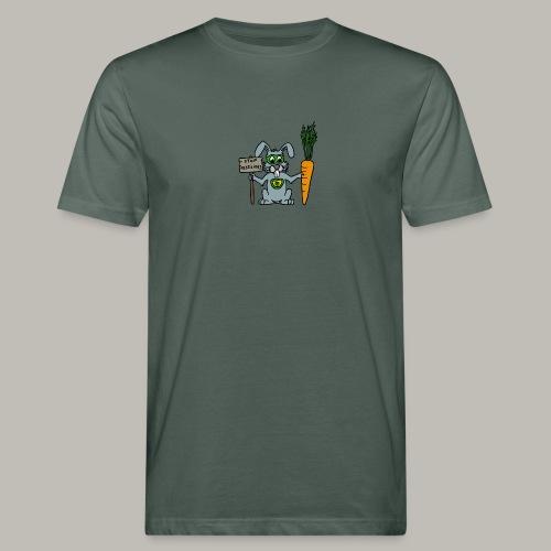 Green Rabbit - T-shirt bio Homme
