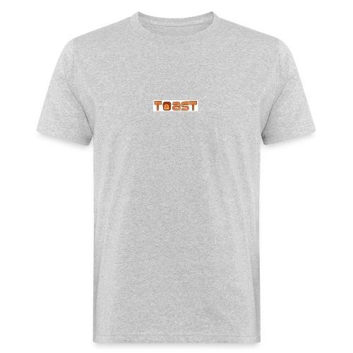 Toast Muismat - Mannen Bio-T-shirt