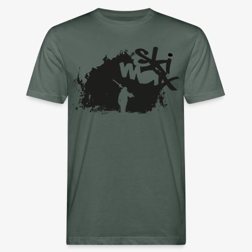 Ski Max - Men's Organic T-Shirt
