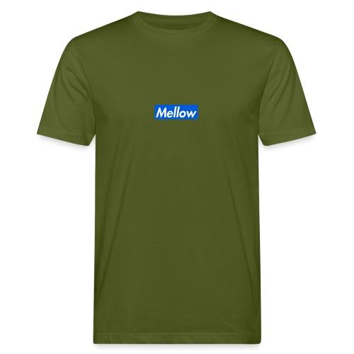 Mellow Blue - Men's Organic T-Shirt