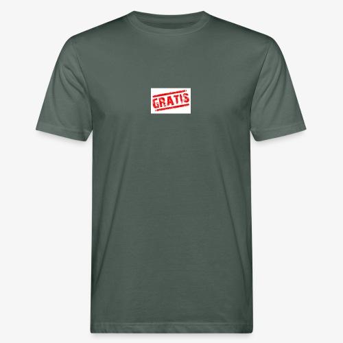 verkopenmetgratis - Mannen Bio-T-shirt