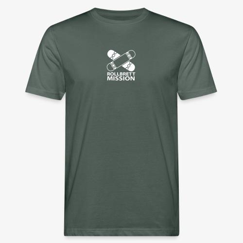 Logo Klassisch - Männer Bio-T-Shirt