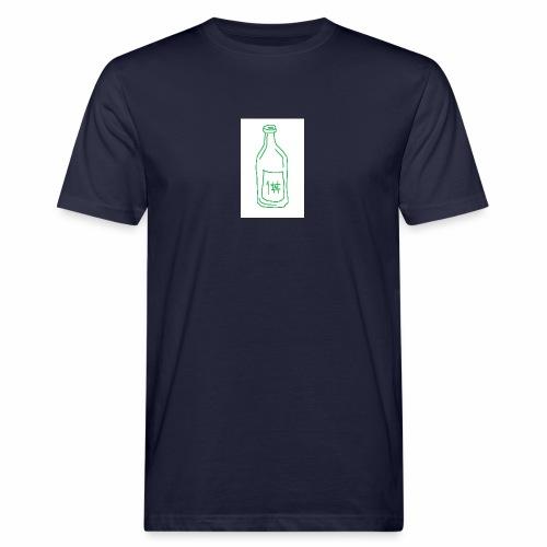 Alkoholi - Miesten luonnonmukainen t-paita