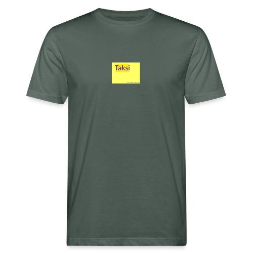 taksifoorumi - Miesten luonnonmukainen t-paita