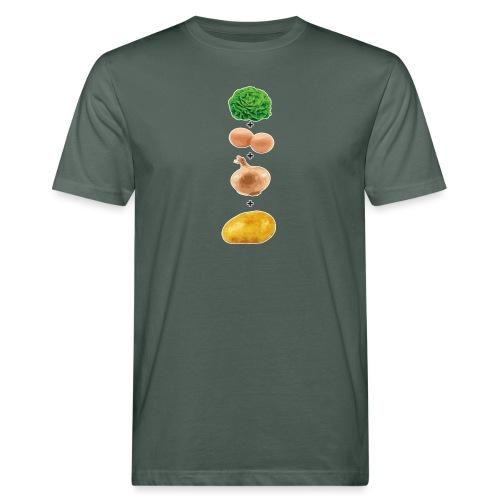 Slaoi Meej Aai Meej Juin Meej Èèrrepel - Mannen Bio-T-shirt