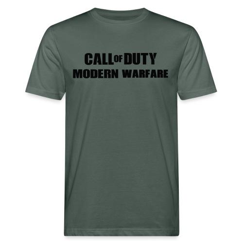 CoD Modern Warfare - Männer Bio-T-Shirt