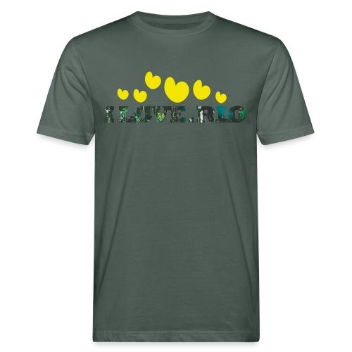ILOVE.RIO TROPICAL N°2 - Men's Organic T-Shirt