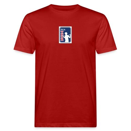 pgatuur kikkis logo - Miesten luonnonmukainen t-paita