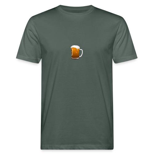 Bier - Männer Bio-T-Shirt