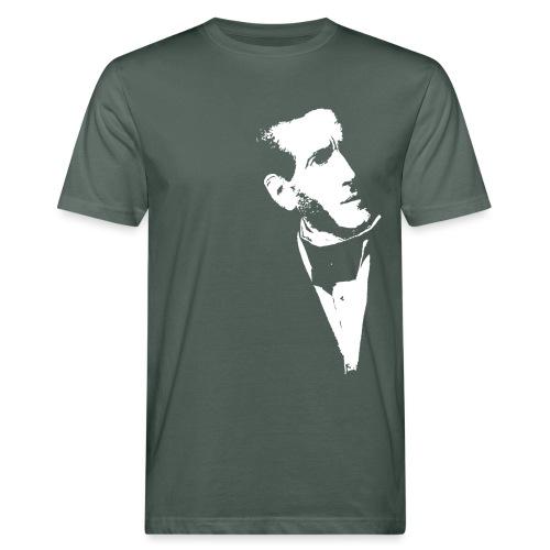 GoClassic | Alessandro Manzoni - T-shirt ecologica da uomo