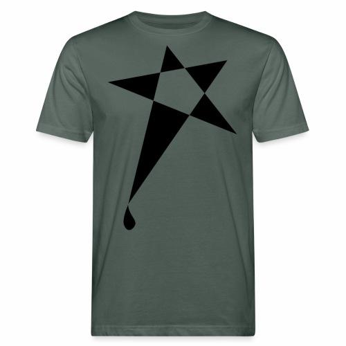 SWEATY STAR® Skateboarding Spread - T-shirt bio Homme