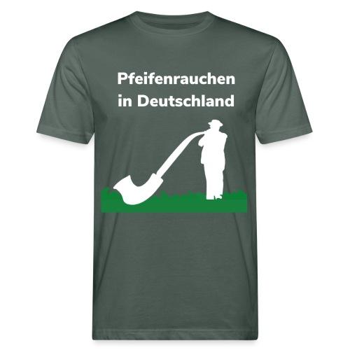 Pfeiferauchen - T-shirt ecologica da uomo