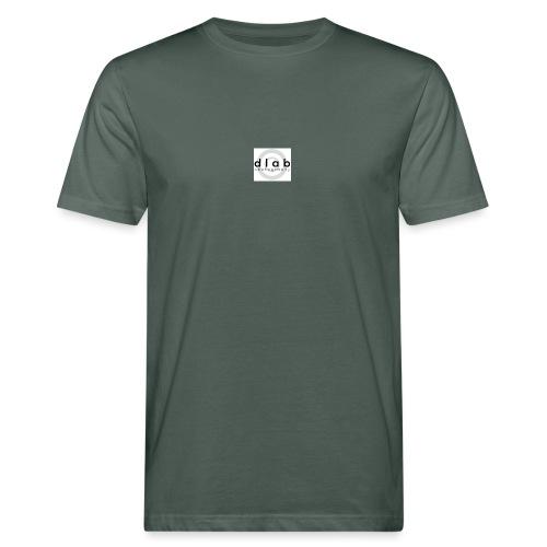 1_logo_dlab_2015 - T-shirt ecologica da uomo
