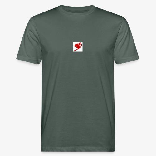 logo fairy tail - T-shirt bio Homme