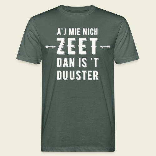 Aj Mie Nich Zeet... - Mannen Bio-T-shirt