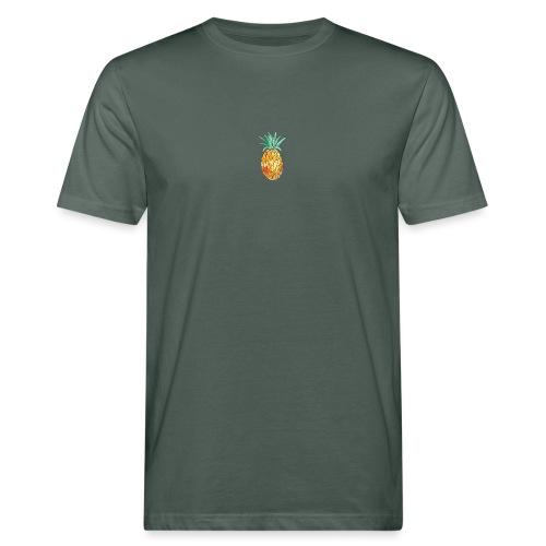 pinety logo print - Organic mænd