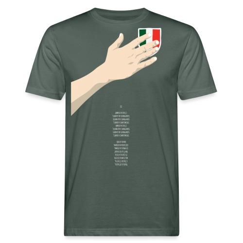 ITA-hand+innocorto-spread - T-shirt ecologica da uomo