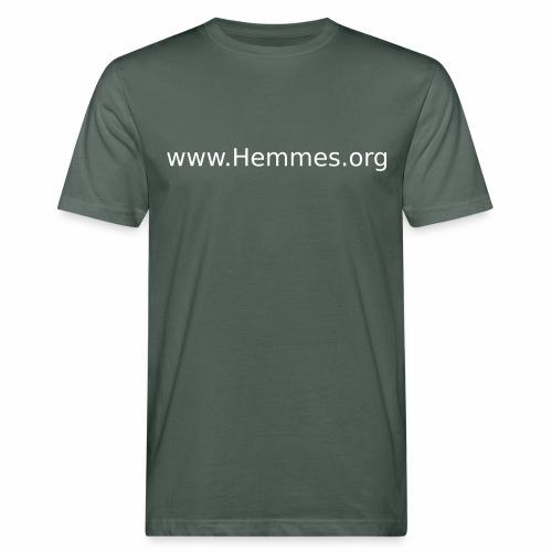 hemmesORG2 - Männer Bio-T-Shirt
