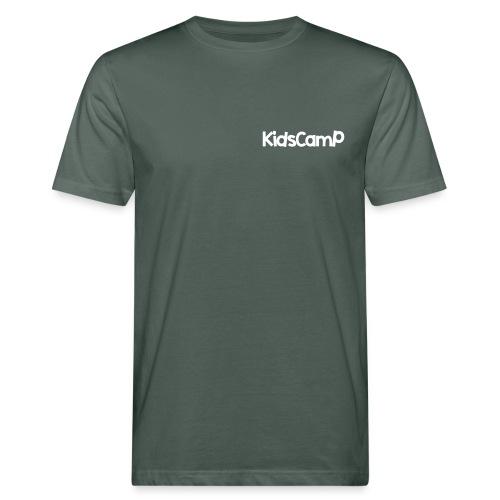 Kidscamp - Männer Bio-T-Shirt