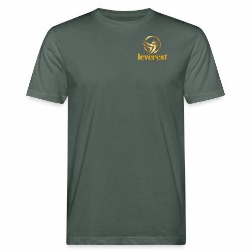 Leverest-Mode - Männer Bio-T-Shirt