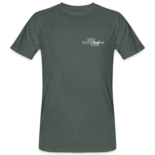Fully Bugged Grey - Men's Organic T-Shirt