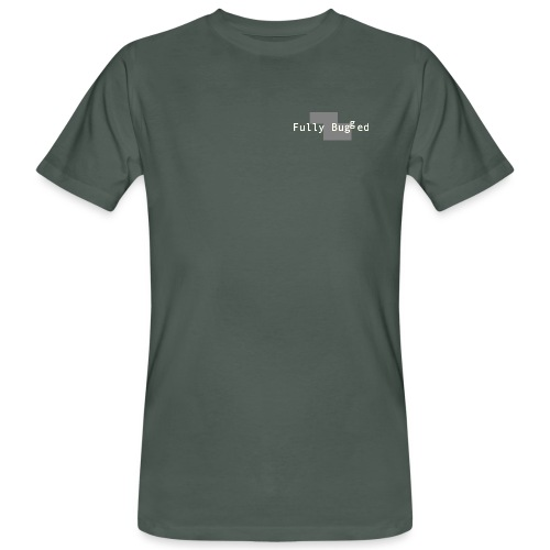 Fully Bugged Grey - Men's Organic T-Shirt